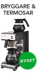 Nyheter Sackeus - kaffebryggare och termosar
